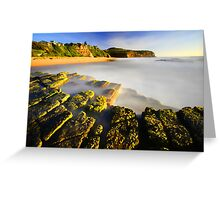 Turimetta's Silk Greeting Card
