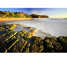 Turimetta's Silk Photographic Print