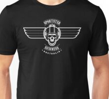 Sportster Sickness - Australia Unisex T-Shirt