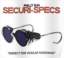 Optical Patdown Glasses- Securispecs Its Always Sunny Poster