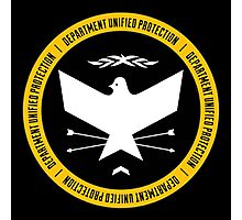 The Department of Unified Protection Photographic Print