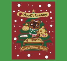 Tom Nook's Christmas Sale Kids Clothes
