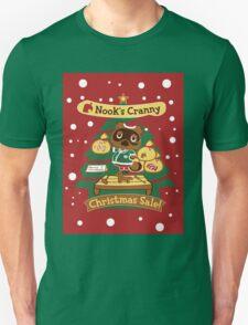 Tom Nook's Christmas Sale T-Shirt