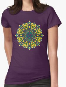 Pentacle Love Geometric Art T-Shirt