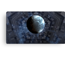 Nexis Revisited Canvas Print