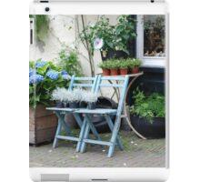 Flowerchair iPad Case/Skin