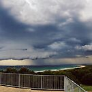 Storm over Port Kembla by Marita