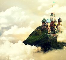Castle In The Clouds by Vanessa Barklay