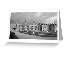 Kirby Hall Greeting Card