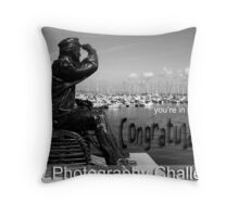 Banner 2 - BnW Photography  Throw Pillow