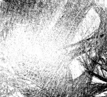 Dead tree 02 Sticker