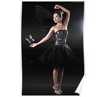 The Black Butterfly Poster
