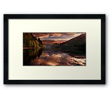 Howden View Framed Print
