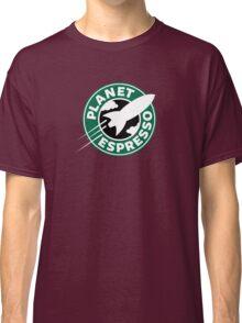 Planet Espresso Classic T-Shirt