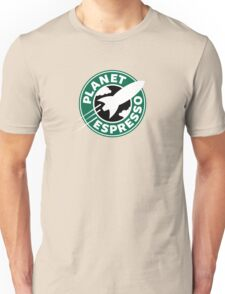 Planet Espresso Unisex T-Shirt