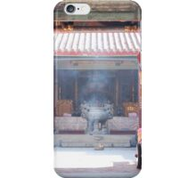Temple 1 iPhone Case/Skin