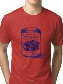 Abby Normal Tri-blend T-Shirt