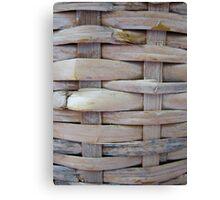 Basket 3 Canvas Print