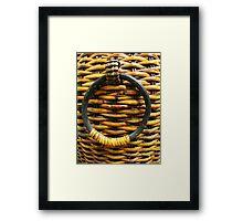 Basket 5 Framed Print
