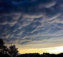 Strange Sky by Elina  Cate