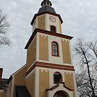 Saxon Protestant Church St. Trinitatis by karina5