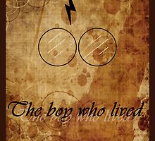 Harry Potter Quote 2 by BigAart