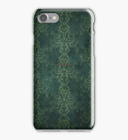 Wallpaper Fhtagn! iPhone Case/Skin