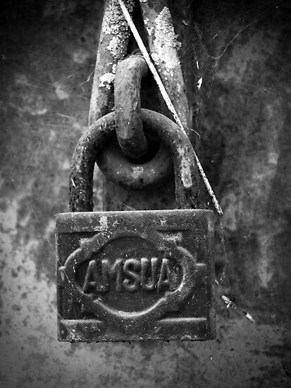 Sometimes you feel.....locked by heinrich