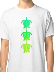 Peace Turtles Classic T-Shirt