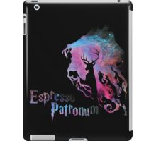 Espresso patronum  iPad Case/Skin