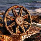 Old relics swept ashore by Chris Brunton