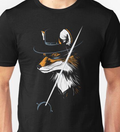 El Zorro Unisex T-Shirt