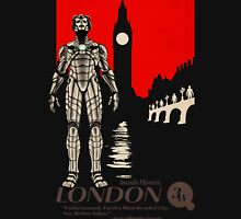 Visit London, Most Invaded City in the Whoniverse! Unisex T-Shirt