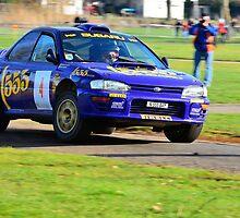 1996 Subaru Impreza by Willie Jackson