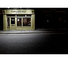 Eastwood & Mays Photographic Print