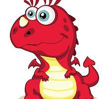 Baby dragon by vadimmmus