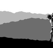 Lone traveler   by vadimmmus