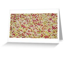 Hundreds and Thousands! Greeting Card