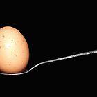 Egg & Spoon by jorafc
