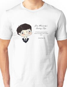 Moriarty's Dating Advice Unisex T-Shirt