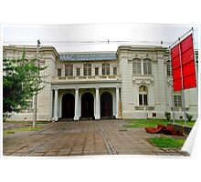 Museo de Arte Contemporaneo Poster
