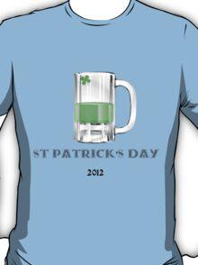 St Patricks Day 2012  T-Shirt