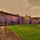 Samlesbury Hall, Preston by jorafc