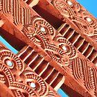 Maori Carvings - iphone by mattslinn