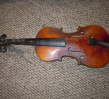 1713 Violin by James Gibbs
