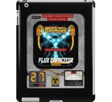 Flux Capacitor 88MPH to the future  iPad Case/Skin