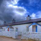 Llanddwyn Island Pilot's Cottages by Simon Evans