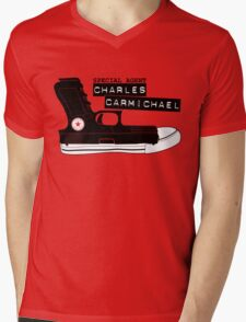 Chuck Mens V-Neck T-Shirt