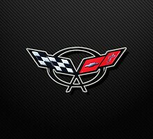 C5 Corvette emblem by Mikeb10462