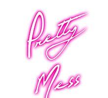 Pretty Mess  by dustyaceti